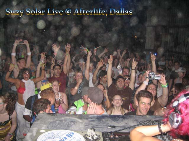 Afterlife - Suzy Solar - Dallas, Texas 0