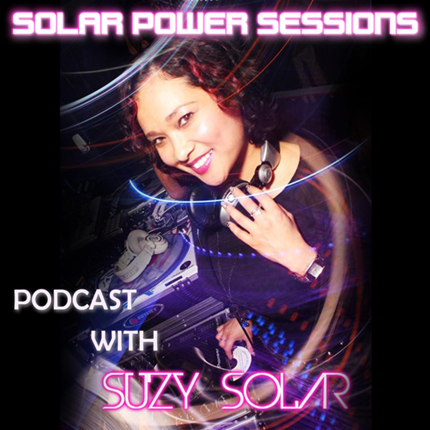 Solar Power Sessions - Suzy Solar